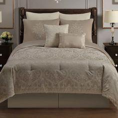 Victoria Classics Chelsea 8 Piece Comforter Set & Reviews | Wayfair