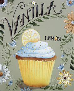 LOVE TO SMELL & TASTE VANILLA....
