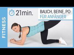 Optimaler Fitness Fatburner BBP für Anfänger (1/2) - Abnehmen für zuhause - Fit mit Anna - HD - YouTube