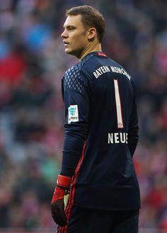 Manuel Neuer, Bayern Munich. #ManuelNeuer