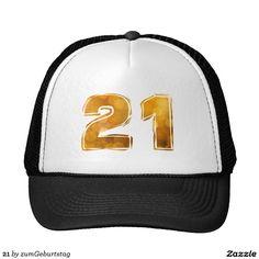 21 RETROMÜTZE