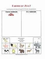 Preschool Zoo Theme, Preschool Science, Preschool Lessons, Preschool Classroom, Kindergarten Phonics, Preschool Printables, Science Resources, Worksheets For Kids, Printable Worksheets