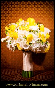 © Corinna Hoffman Photography - www.corinnahoffman.com - Ponte Vedra, Florida - Jacksonville, FL and Ponte Vedra, FL Wedding Photographer - TPC Sawgrass - Wedding Flowers - Bouquets