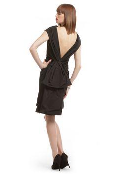 Little Black Dress Thakoon Dress, $150 #RenttheRunway #Decades