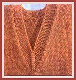 """L'encolure en """"V"""" Knitting, Sweaters, Recipes, Fashion, Sweater Knitting Patterns, Sweaters Knitted, Dots, Tejidos, Blouses"""