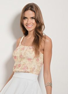 R$29,99 - Quintess Outlet blusa de renda XXG Posthaus