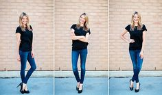 Daily Mom » How to Guide: Posing for Great Photos