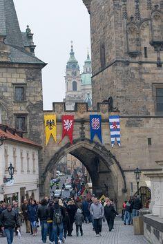 Puente de Charles - Praga, República Checa