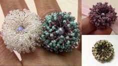 Coral Flower Ring en Español