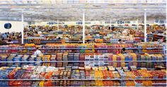 Andreas Gursky - 99 Cent (1999)