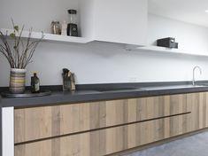 Eiken keuken | BY SENSA Keukens - Handgemaakte keukens op maat