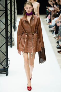 Spring 2015 Trend Report - Gallery - Style.com Leather