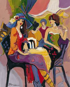 Isaac Maimon Paintings | Double click on above image to view full picture
