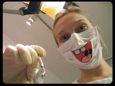 YEAH!!! thats gonna help my Dentist fear!!!!