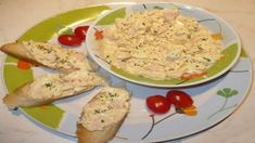 kralovskapomazanka Appetizer Recipes, Snack Recipes, Appetizers, Cooking Recipes, Snacks, Czech Recipes, Ethnic Recipes, No Salt Recipes, Food 52