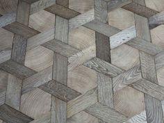 Extensive range of parquet flooring in Edinburgh, Glasgow, London. Parquet flooring delivery within the mainland UK and Worldwide. Wood Floor Pattern, Floor Patterns, Tile Patterns, Herringbone Pattern, Design Patterns, Parquet Flooring, Wooden Flooring, Hardwood Floors, End Grain Flooring
