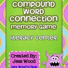 Compound Word Connection is a fun and exciting way to practice making compound words. This activity is great for literacy centers/stations or as a ...