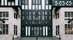 Liberty London Tours, Liberty, Multi Story Building, Sail Away, Travel, City, English People, Vacation, Political Freedom