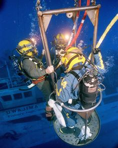 Commercial Divers