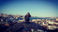 Istanbul real rooftop 😉