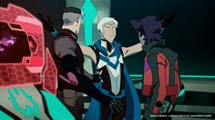 "I love this. Altean Lance just looks like ""behold my glory."""