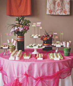 Spring Fling Guest Dessert Feature | Amy Atlas Events