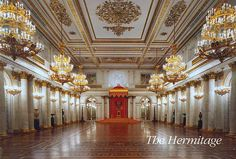 Inside Winter Palace St. Petersburg | Inside the Winter Palace