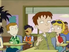 Angelica Pickles, Tommy Pickles, Rugrats All Grown Up, Cupid, Growing Up, Europe, Cartoon, Fictional Characters, Cartoons