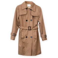 CAMILLE TRENCH COAT SHOP