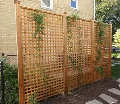 Lattice Fence For Patio.Black Outdoor Paneling In 2019 Pergola Patio Privacy . Pin By FrostieMoma On Deck Yard Privacy Panels . Outdoor Privacy Panels, Lattice Privacy Fence, Privacy Trellis, Lattice Screen, Trellis Fence, Privacy Screen Outdoor, Backyard Privacy, Privacy Fences, Backyard Fences