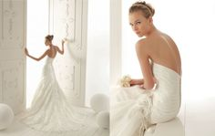 Elegant Simplicity at its Finest with Aire Vintage 2013 | OneWed