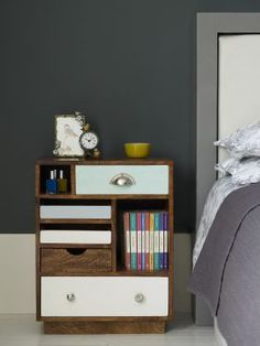 Percy Bedside Cabinet from Oliver Bonas