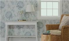Wallpaper is an easy way to bring color, pattern, and texture to your walls. Watch this video and learn how to wallpaper with ease.
