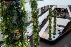 Sensual Green Sculptures | European Interior Landscaping Organisation