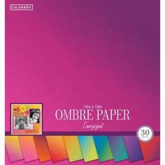 colorbok 12 signature paper pad homespun cute crafting supplies