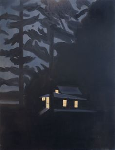 dappledwithshadow:  Alex Katz (American, b.1927)