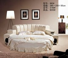 Bedroom furniture set round bed mattress prices