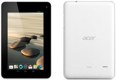 """Acer Iconia B1 7"""" Tablet with Dual-Core Processor and 8GB or 16GB Hard Drive (Manufacturer Refurbished)"""