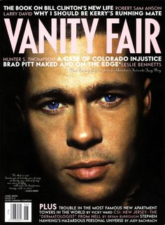 Vanity Fair. Annie Lebowitz photography. Insightful feature writing.