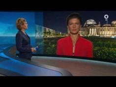 Sahra Wagenknecht, Die Linke, im tagesthemen-Interview mit Caren Miosga