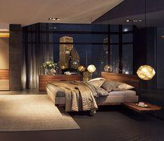 lit noyer Riletto de luxe