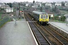 Tavistock North Devon, all gone. Electric Locomotive, Diesel Locomotive, Uk Rail, Disused Stations, Train Room, Tavistock, Abandoned Train, Southern Railways, Devon And Cornwall