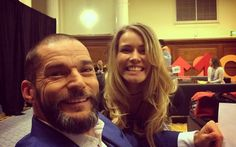 Fred Siriex and Laura Tott