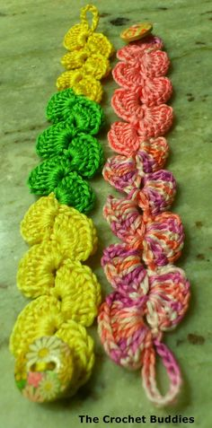 The Crochet Buddies: Crochet bracelet