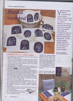pracovni postup pro techniku voskove batiky 2/2