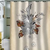 Found it at AllModern - Iveta Abolina Floral 2 Shower Curtain