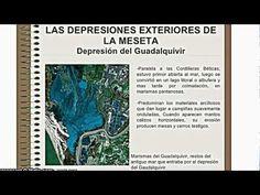 ▶ Tutorial de las unidades del relieve español - YouTube