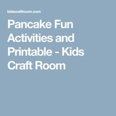 PANCAKE GAMES want some pancake fun for kids on Shrove Tuesday? We've got songs to sing, games to play and a lovely 'Pancake Toppings' free printable. Pancake Toppings, Songs To Sing, Fun Activities, Cool Kids, Free Printables, Pancakes, Crafts For Kids, Room, Pancake