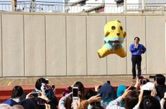 Funassyi is a prodigy and has very high physical ability!!!