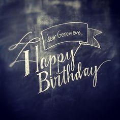 happy birthday мелом - Поиск в Google
